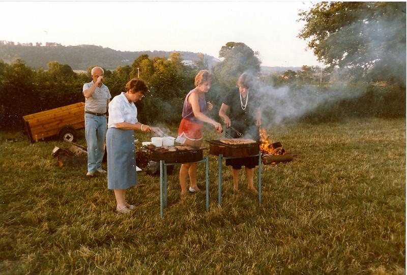 1989 JULY SDC BBQ BROCKHAM SURREY