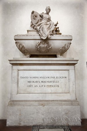 Niccolo Machiavelli , Italian Philosopher and Writer