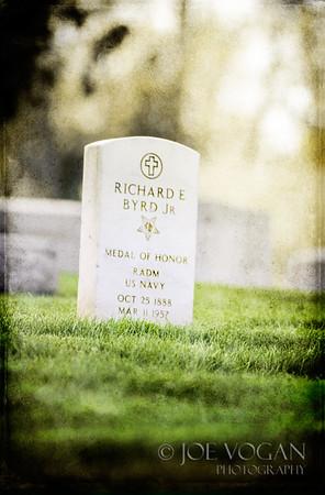 Rear Admiral Richard Byrd, American Polar Explorer