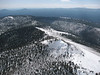 Looking down on Pine Mt.