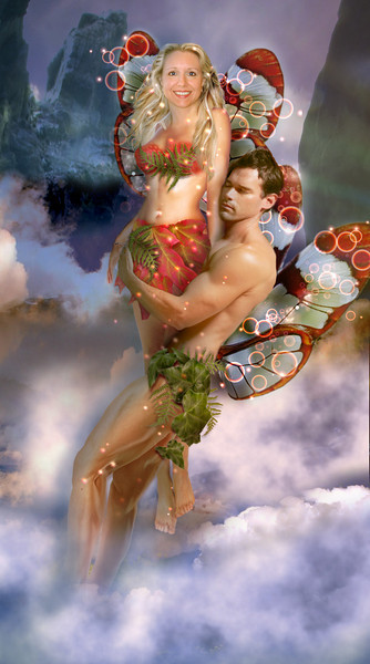 Day Dream (Yay, hot guy hugging me)