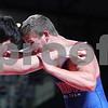 2015 USA Wrestling Cadet Nationals Greco-Roman<br /> 195 - 7th Place Match - Garrett Kubovec (Iowa) over Danny Salas (California) (Dec 15-11)