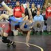 2015 USA Wrestling Cadet Nationals Greco-Roman<br /> 120 - Cons. Round 10 - Alex Thomsen (Iowa) over Colin Valdiviez (Missouri) (TF 12-1)