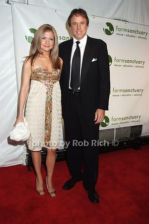 Susan Yeagley, Kevin Nealon photo by Rob Rich © 2008 robwayne1@aol.com 516-676-3939