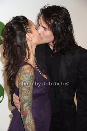 Samantha Humphrey, Hal Sparks photo by Rob Rich © 2008 robwayne1@aol.com 516-676-3939