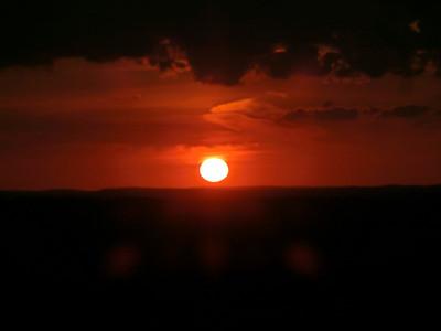 Farm Sunsets 2013