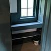 Little closet (dry sink area)