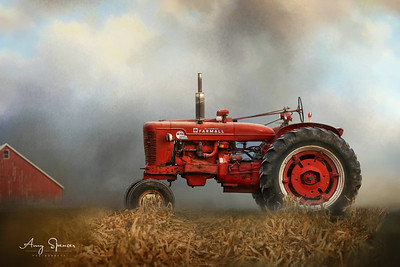 All tractors have a story...