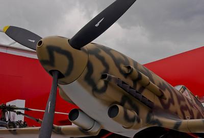 Farnborough Air Show 2008
