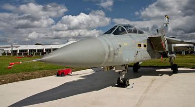 Tornado F Mk 3 - Farnborough Air Show 2008