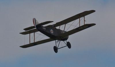 Great War Display Team - Farnborough Air Show 2008