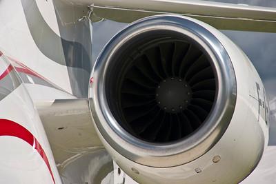 Falcon 2000TX - Farnborough Air Show 2008