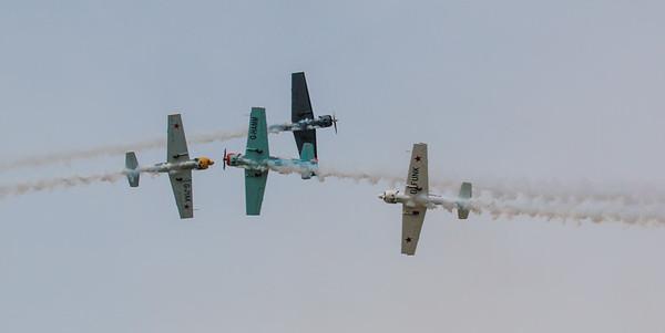 Aerostars (Yakovlev YAK-50)