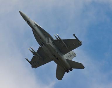 Boeing F/A-18 Super Hornet - Farnborough Air Show 2008