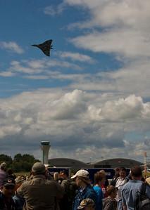 Avro Vulcan B-2 - Farnborough Air Show 2008