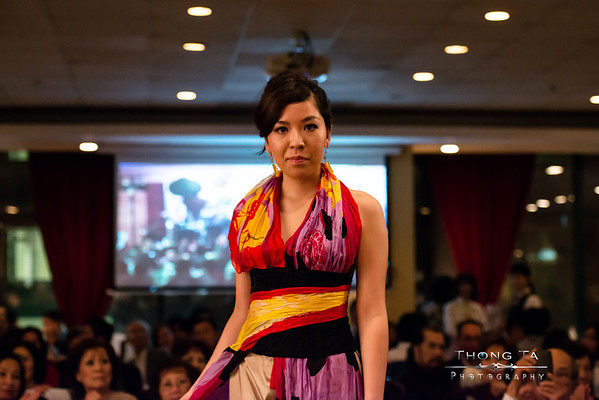 Fashion show - ao dai