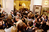 crowds at Bergdorf Goodman<br />   photo  by Rob Rich © 2009 robwayne1@aol.com 516-676-3939