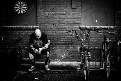 Back Alley Thinker