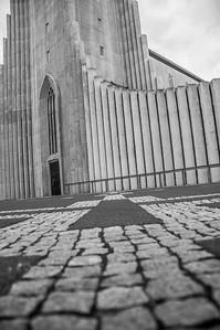 2016.05.19 - Reykjavik, Iceland. Hallgrímskirkja church.
