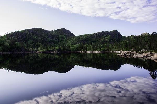 2016.05.27 - Bergen, Norway. 7 Hills Hike.