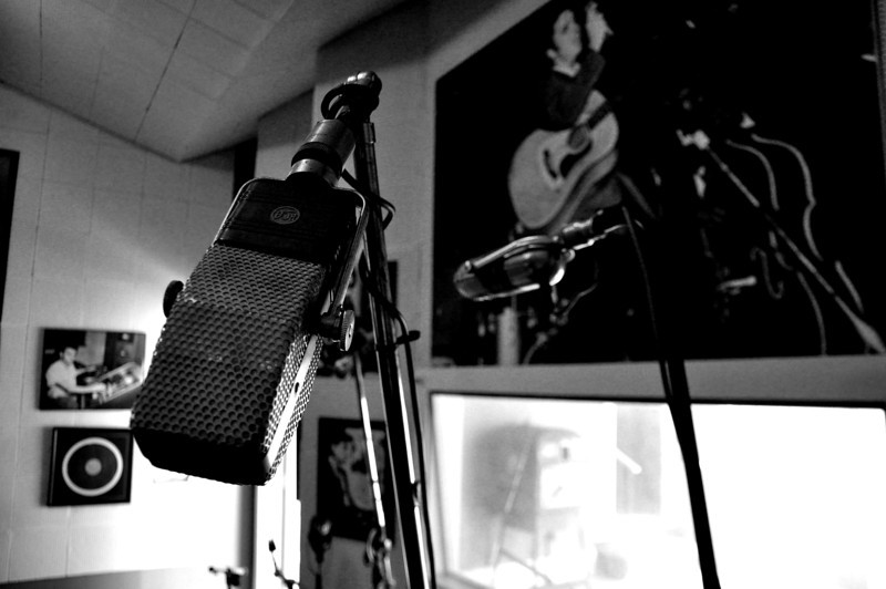 Sun Studios. June