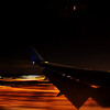 Landing at ATL. November