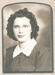 Opal Anderson (My mom's mom)