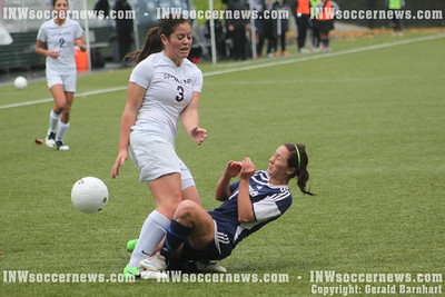 CC Spokane's Tasha Luu on receiving end of crunching tackle