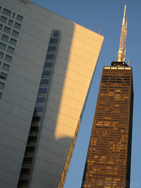 Tall buildings, Chicago