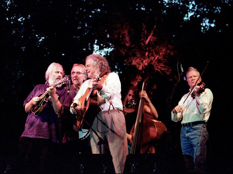 Old & In the Gray: Peter Rowan, David Grisman, Vassar Clements