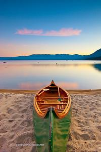 Tom's Canoe