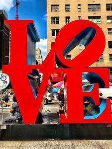 LOVE, NYC
