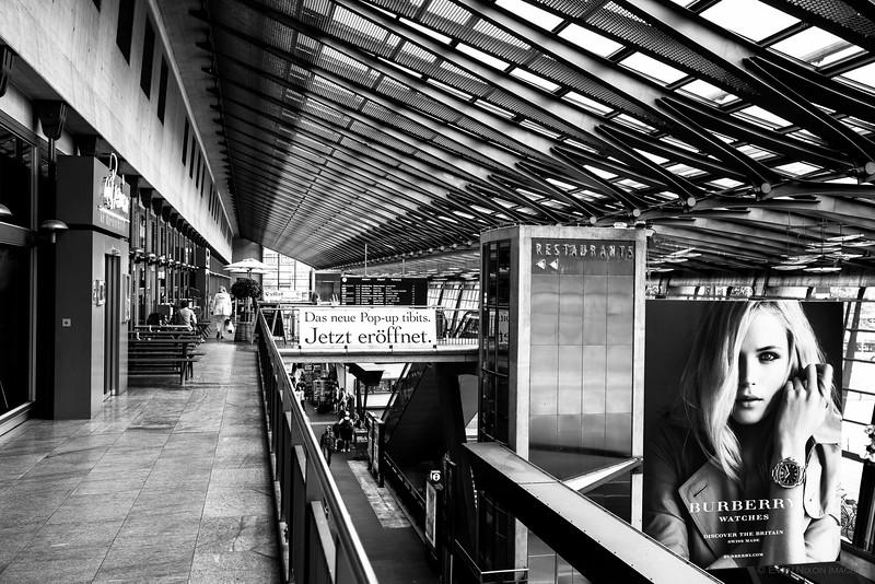 Lucerne Train Station