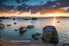 Whale Beach Summer Sunset-7