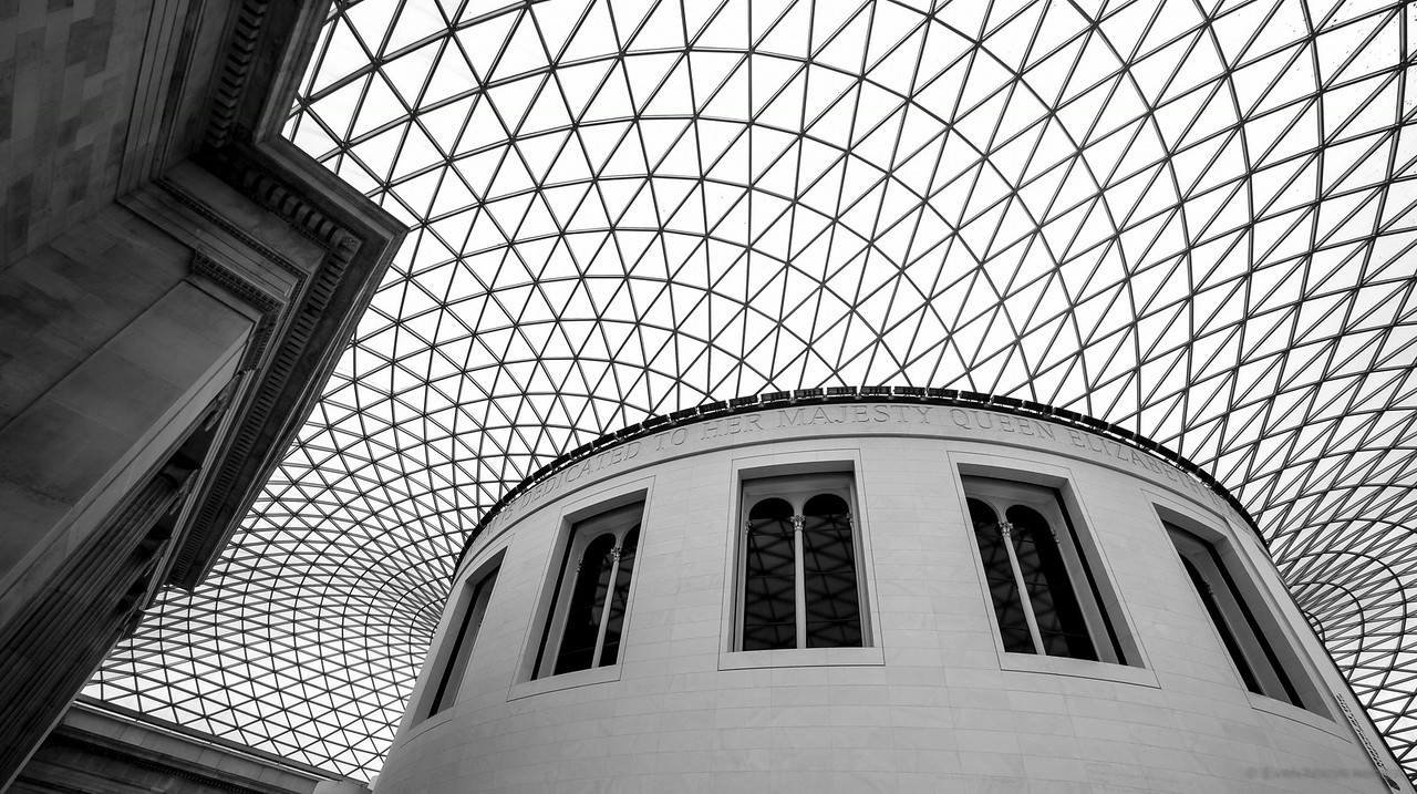 British Museum - For the Queen