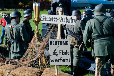 I need to learn more German.  I'm pretty sure it's a warning sign.
