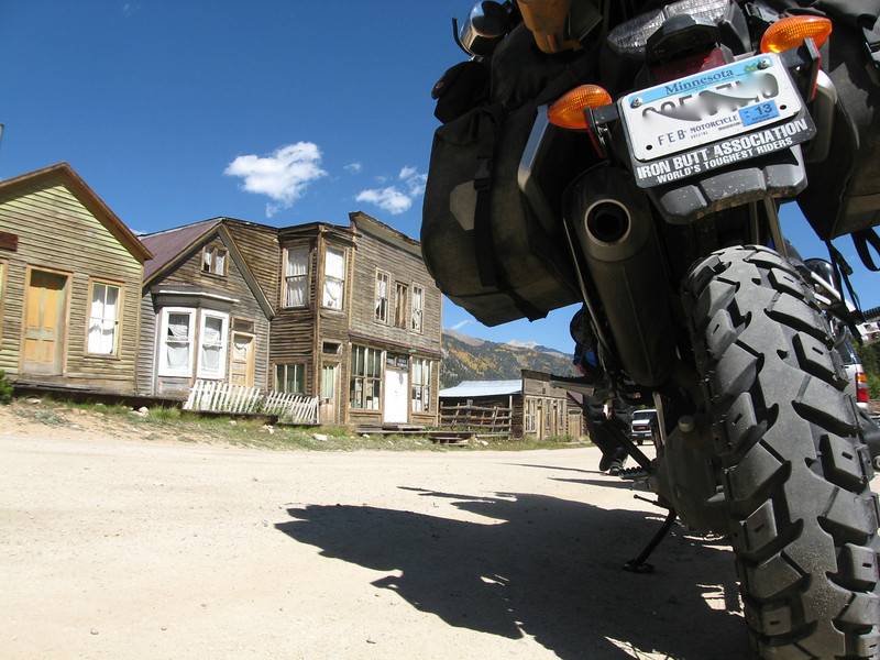 St. Elmo, CO (ghost town)