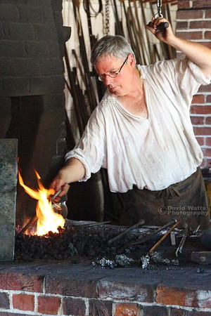 Williamsburg Blacksmith