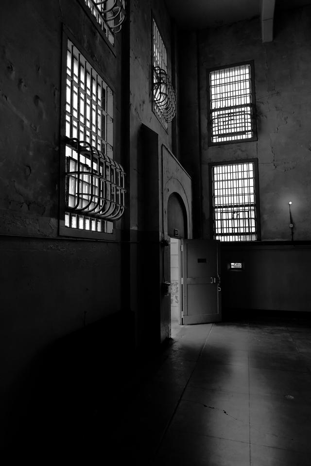 Ajar at Alcatraz