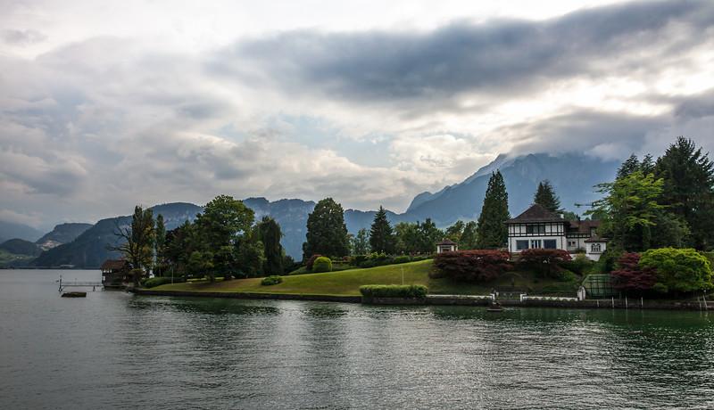 Lucerne Lake House