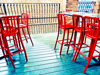 Red Chairs Nashville