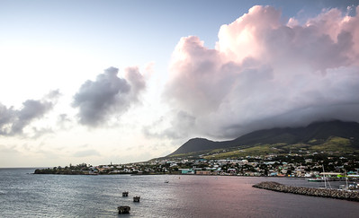 St. Kitt's Sunset