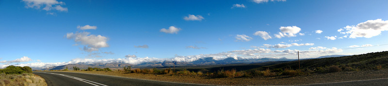 Outeniqua Mtns Panorama