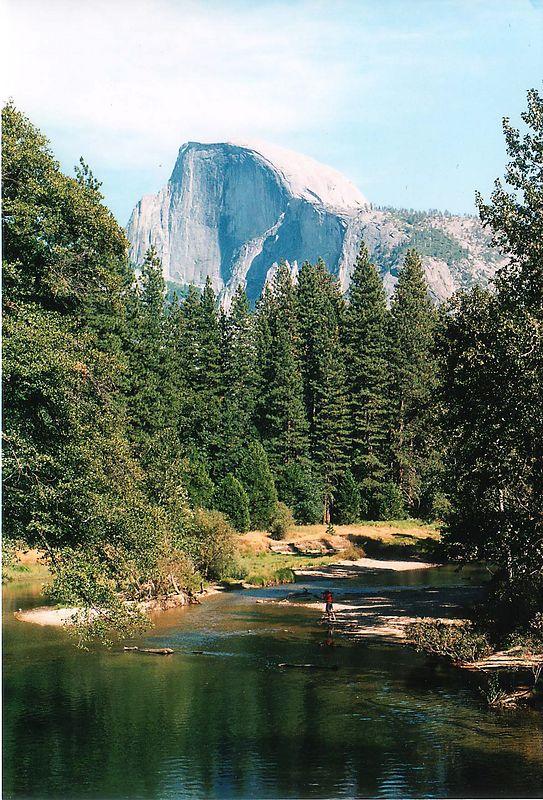 Halfdome, Yosemite National Park