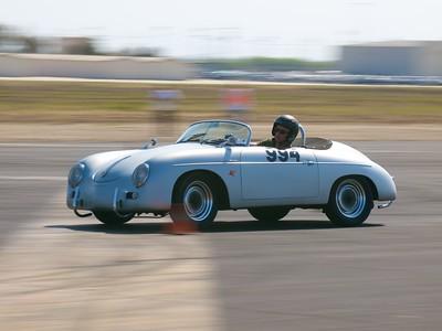 Porsche auto races in Camarillo