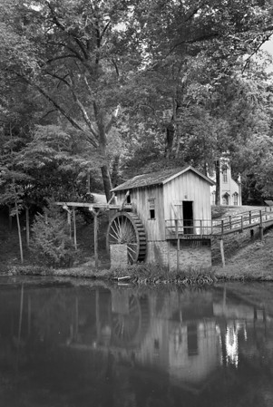 Mill at Grand Gulf State Park