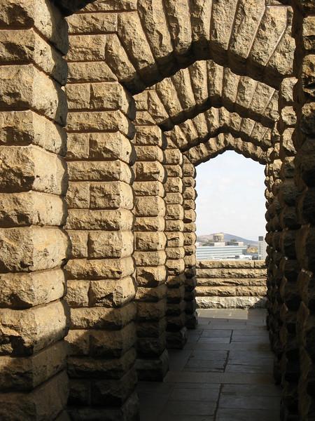 Voortrekker Monument Arch