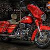 Harley Davidson CVO Streeglide 2010 FLHXSE