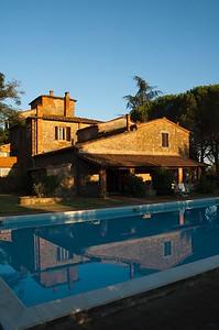 Tuscan villa 2010