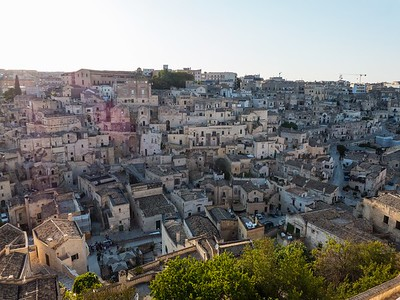 Matera by day